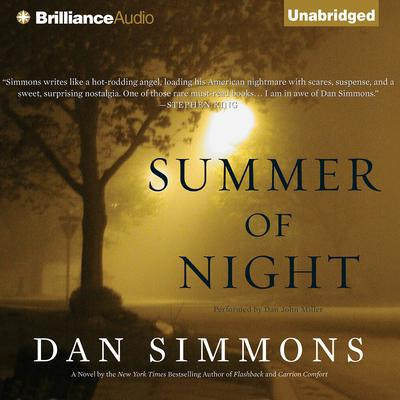 Summer of Night Audiobook, by Dan Simmons