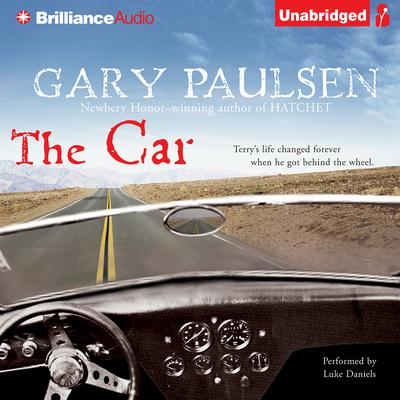 The Car Audiobook, by Gary Paulsen