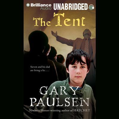 The Tent Audiobook, by Gary Paulsen