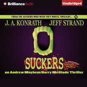 Suckers Audiobook, by J. A. Konrath
