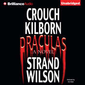 Draculas: A Novel of Terror Audiobook, by various authors, J. A. Konrath, Blake Crouch, Jack Kilborn, F. Paul Wilson, Jeff Strand