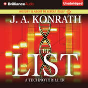 The List, by J. A. Konrath