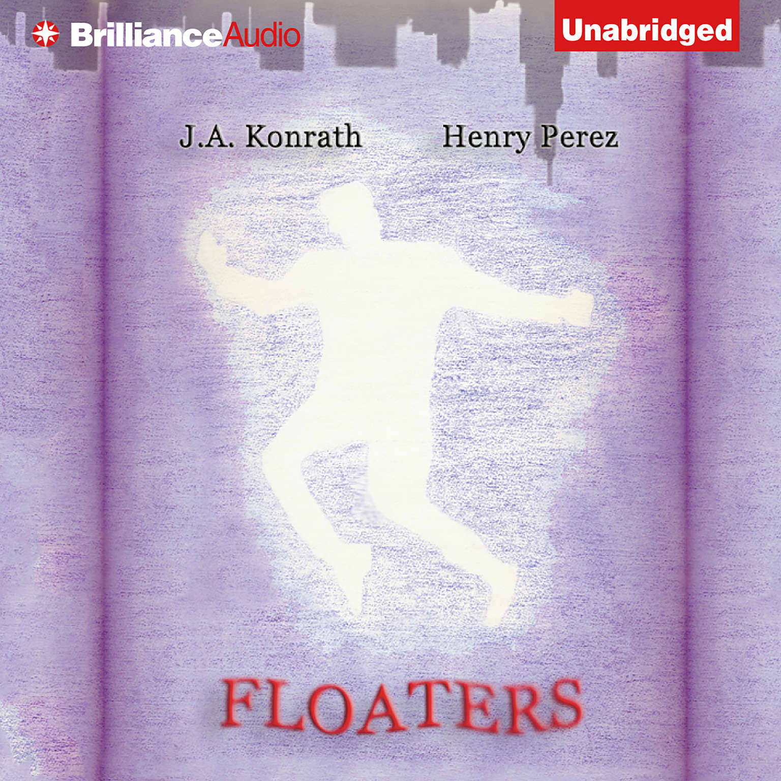 Printable Floaters: Three Short Stories Audiobook Cover Art