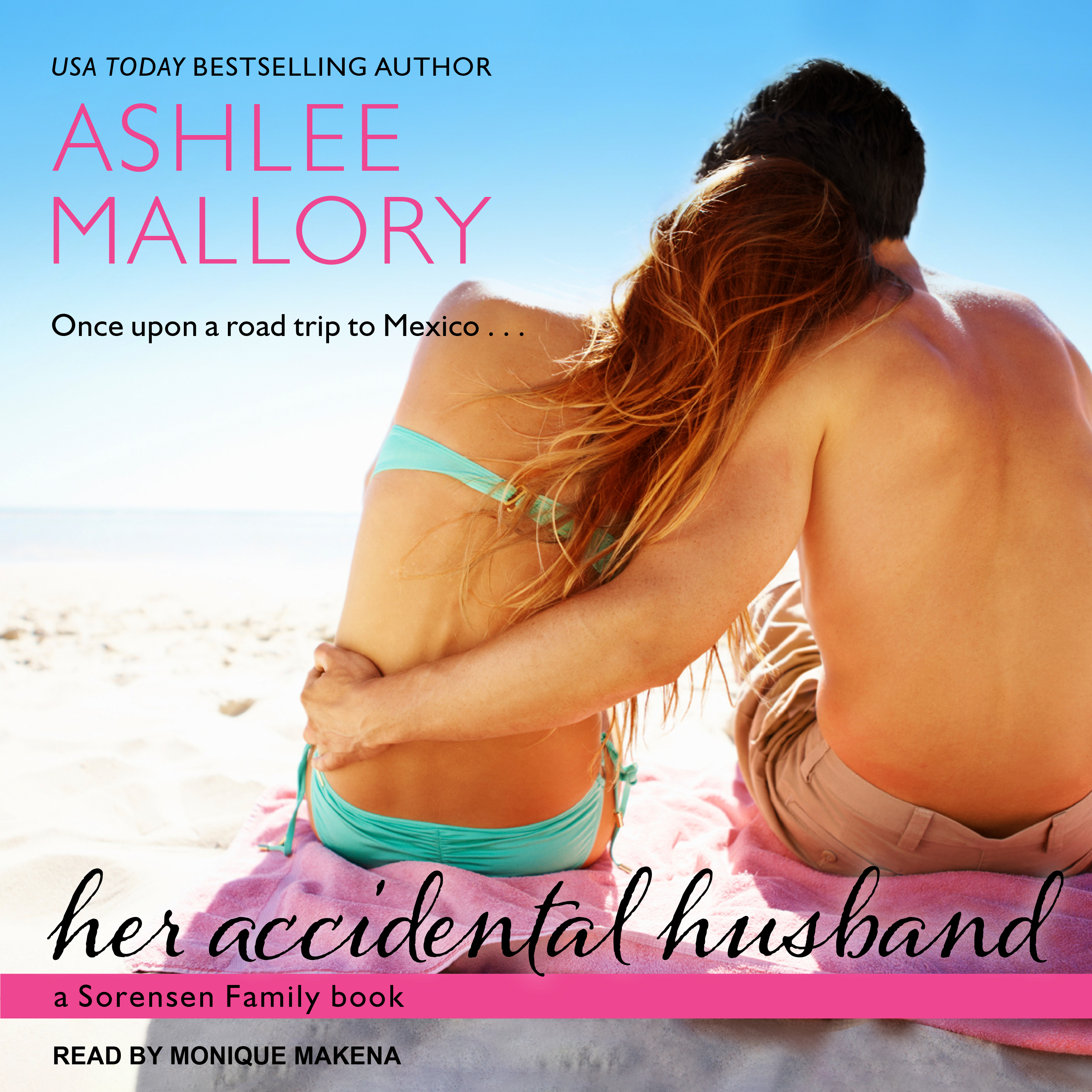 Printable Her Accidental Husband Audiobook Cover Art