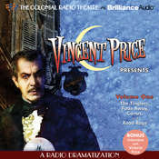Vincent Price Presents, Vol. 1: Four Radio Dramatizations, by M. J. Elliott