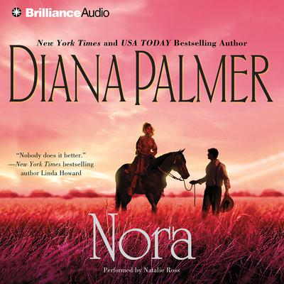Nora Audiobook, by Diana Palmer