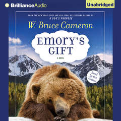 Emory's Gift Audiobook, by W. Bruce Cameron