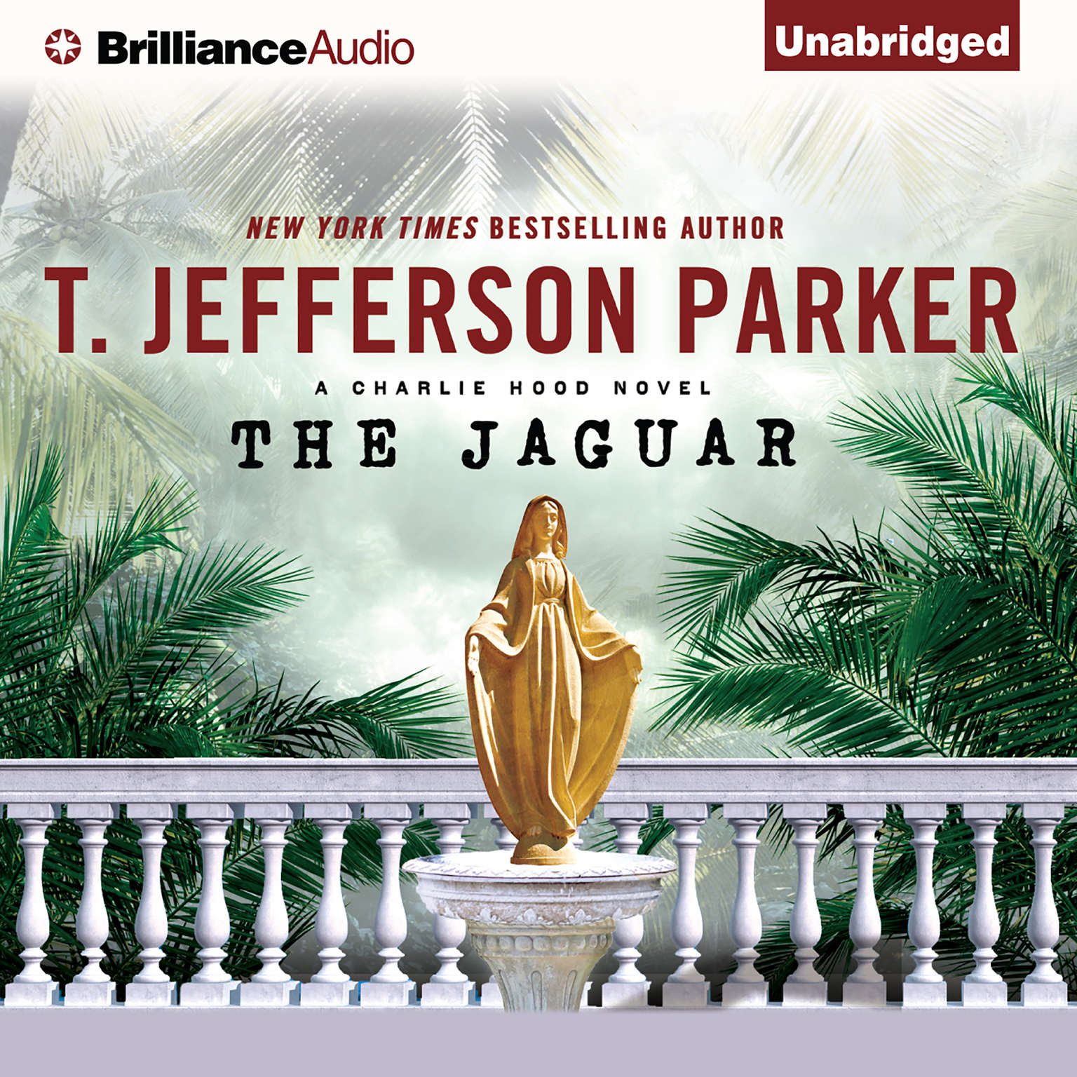 Printable The Jaguar Audiobook Cover Art