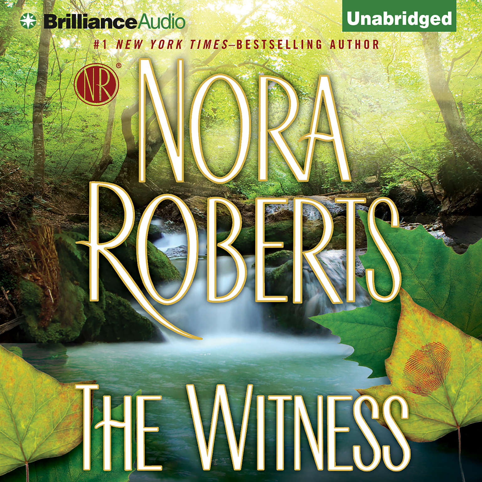 The Witness - Audiobook by Nora Roberts