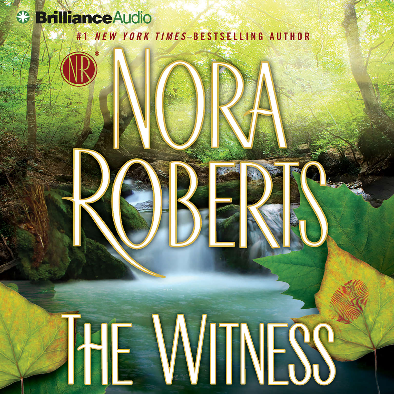 Printable The Witness (Abridged) Audiobook Cover Art