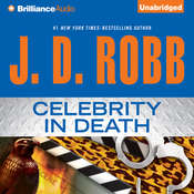 Celebrity in Death, by J. D. Robb