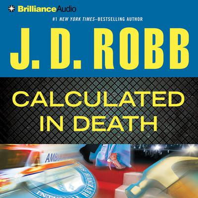 Calculated In Death Audiobook, by