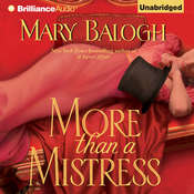 More Than a Mistress, by Mary Balogh