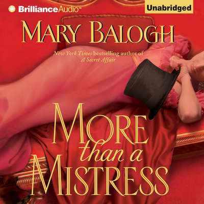 More than a Mistress Audiobook, by Mary Balogh