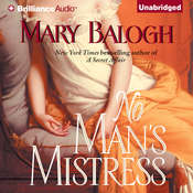 No Mans Mistress Audiobook, by Mary Balogh