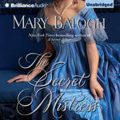 The Secret Mistress Audiobook, by Mary Balogh
