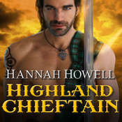 Highland Chieftain Audiobook, by Hannah Howell