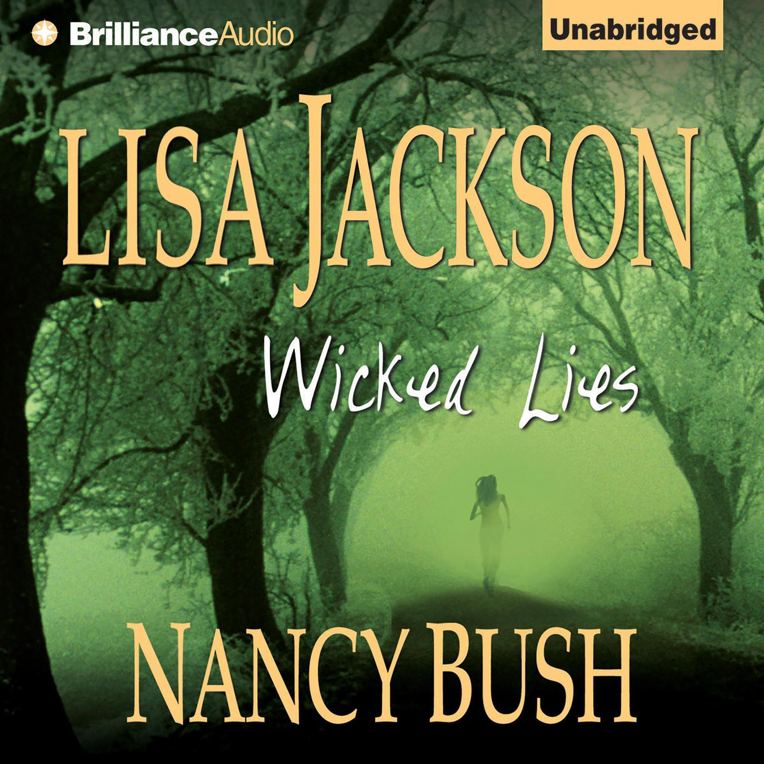 Printable Wicked Lies Audiobook Cover Art