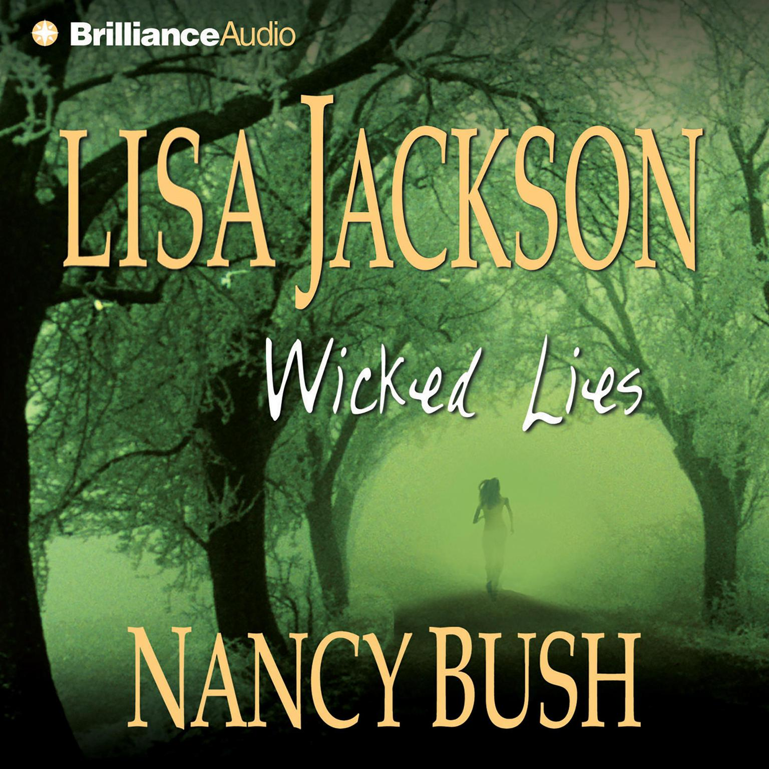 Printable Wicked Lies Audiobook Cover Art