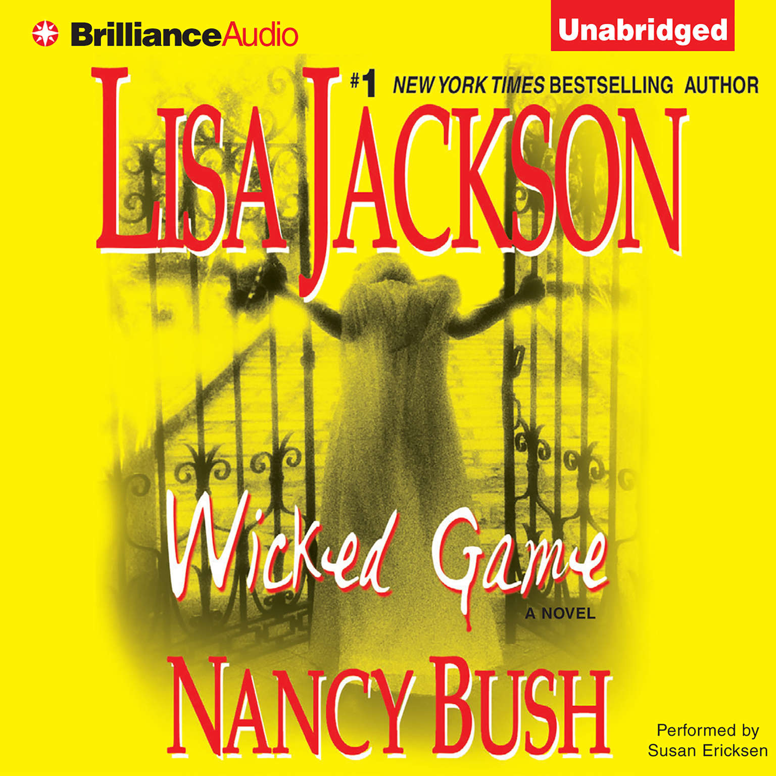 Printable Wicked Game Audiobook Cover Art