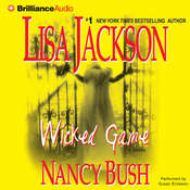 Wicked Game Audiobook, by Lisa Jackson, Nancy Bush