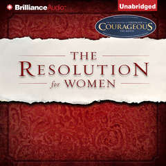 The Resolution for Women Audiobook, by Priscilla Shirer