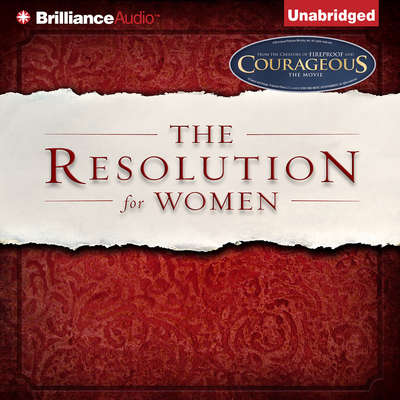 The Resolution for Women Audiobook, by