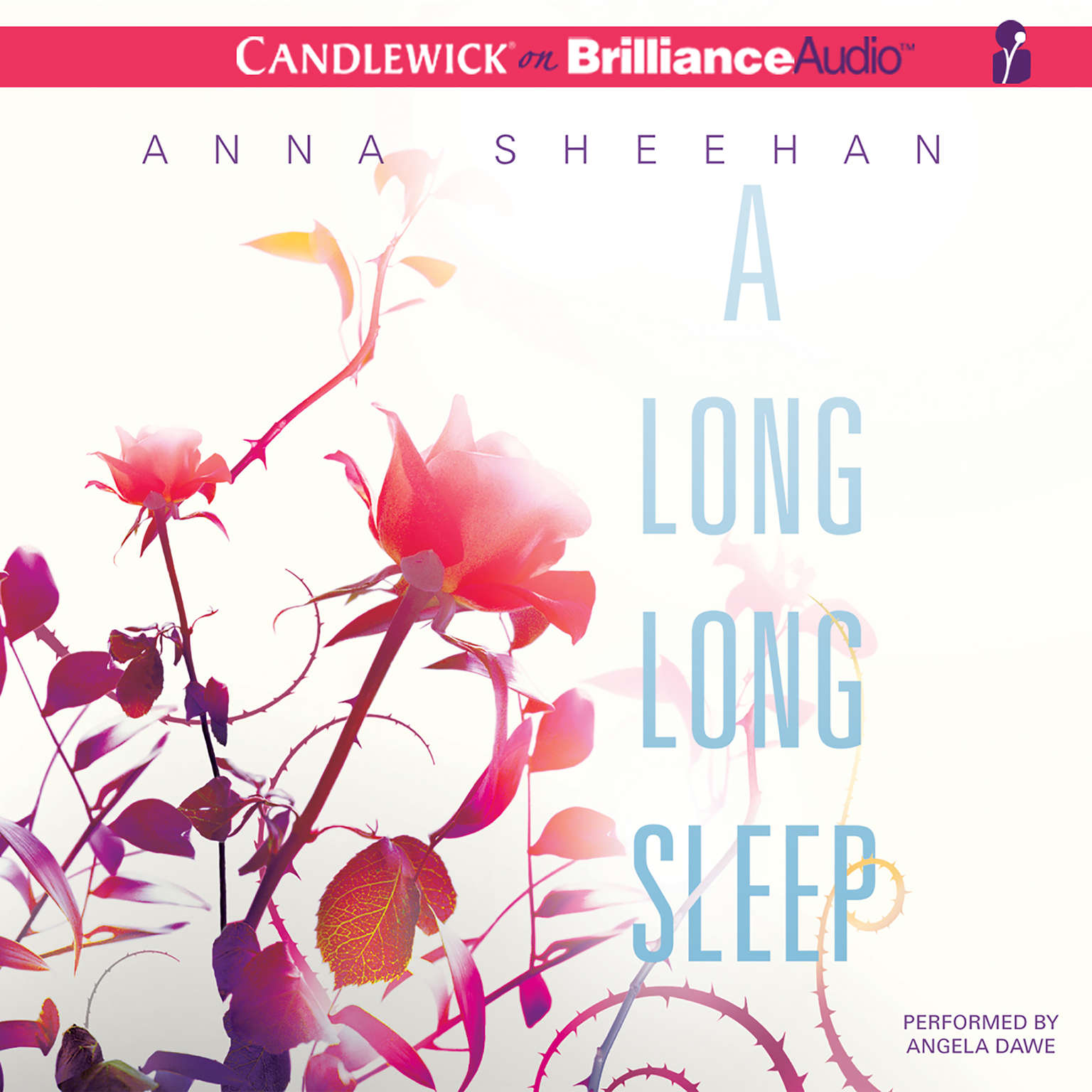 Printable A Long, Long Sleep Audiobook Cover Art