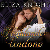 Highlander Undone Audiobook, by Eliza Knight