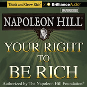 Your Right to Be Rich Audiobook, by Napoleon Hill