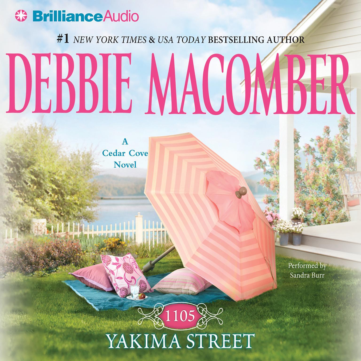 Printable 1105 Yakima Street Audiobook Cover Art