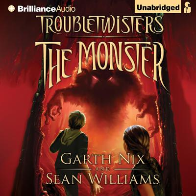 The Monster Audiobook, by Garth Nix