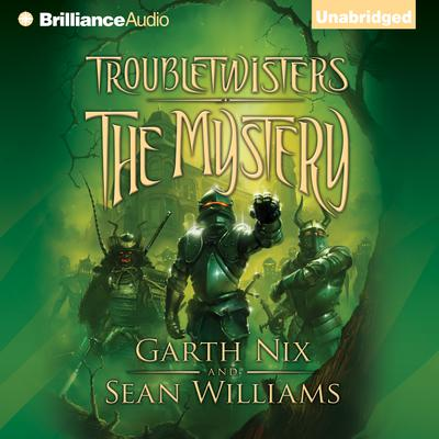 The Mystery Audiobook, by Garth Nix