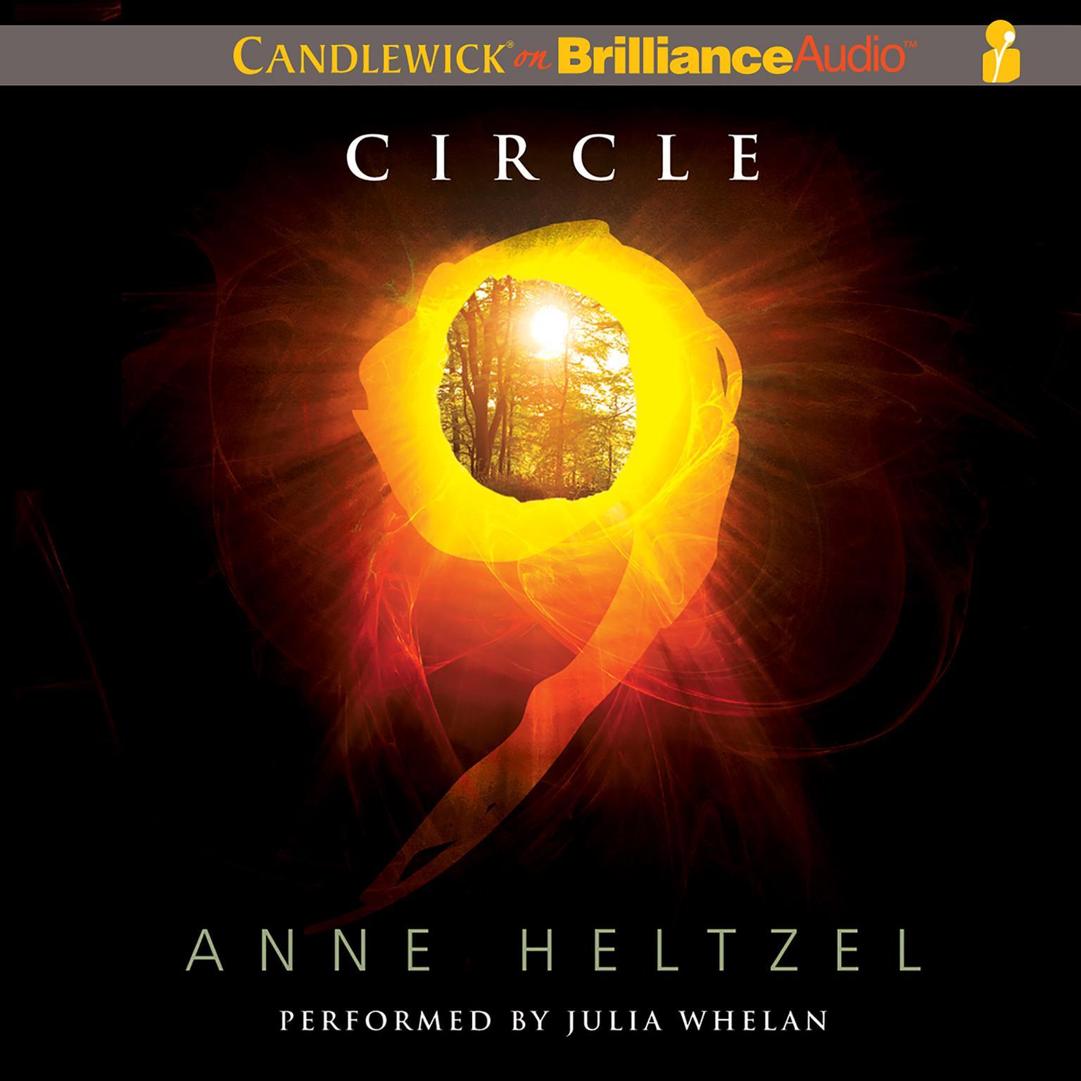Printable Circle Nine Audiobook Cover Art