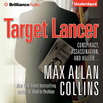 Target Lancer Audiobook, by Max Allan Collins