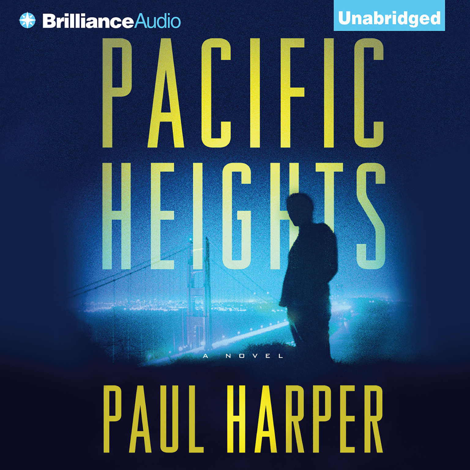 Printable Pacific Heights Audiobook Cover Art