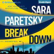 Breakdown Audiobook, by Sara Paretsky