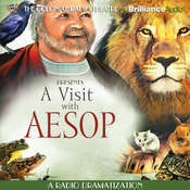 A Visit with Aesop: A One Man Show Audiobook, by J. T. Turner