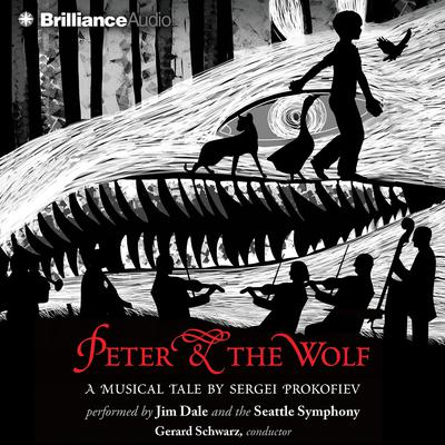 Peter and the Wolf Audiobook, by Sergei Prokofiev