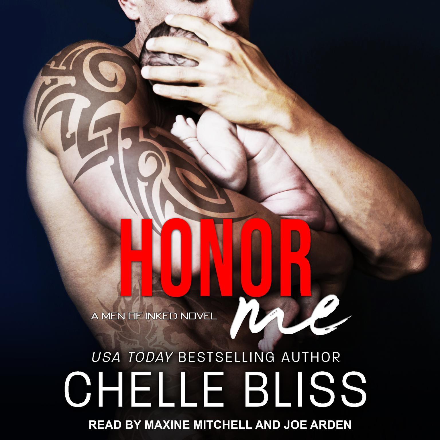 Printable Honor Me Audiobook Cover Art