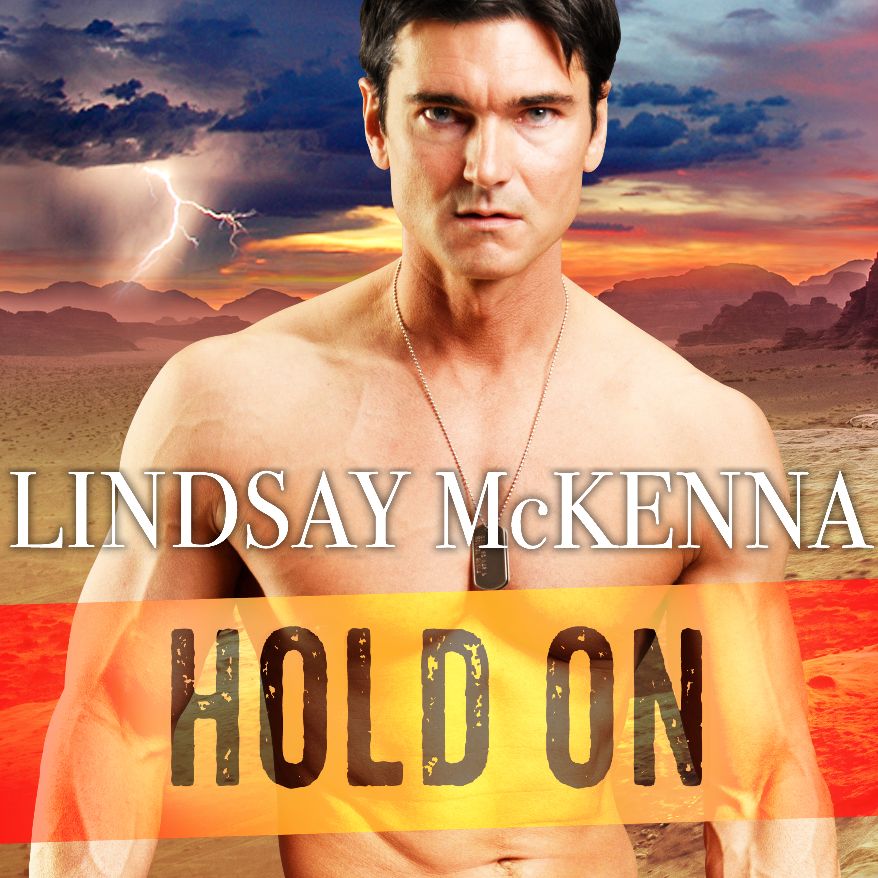 Printable Hold On Audiobook Cover Art