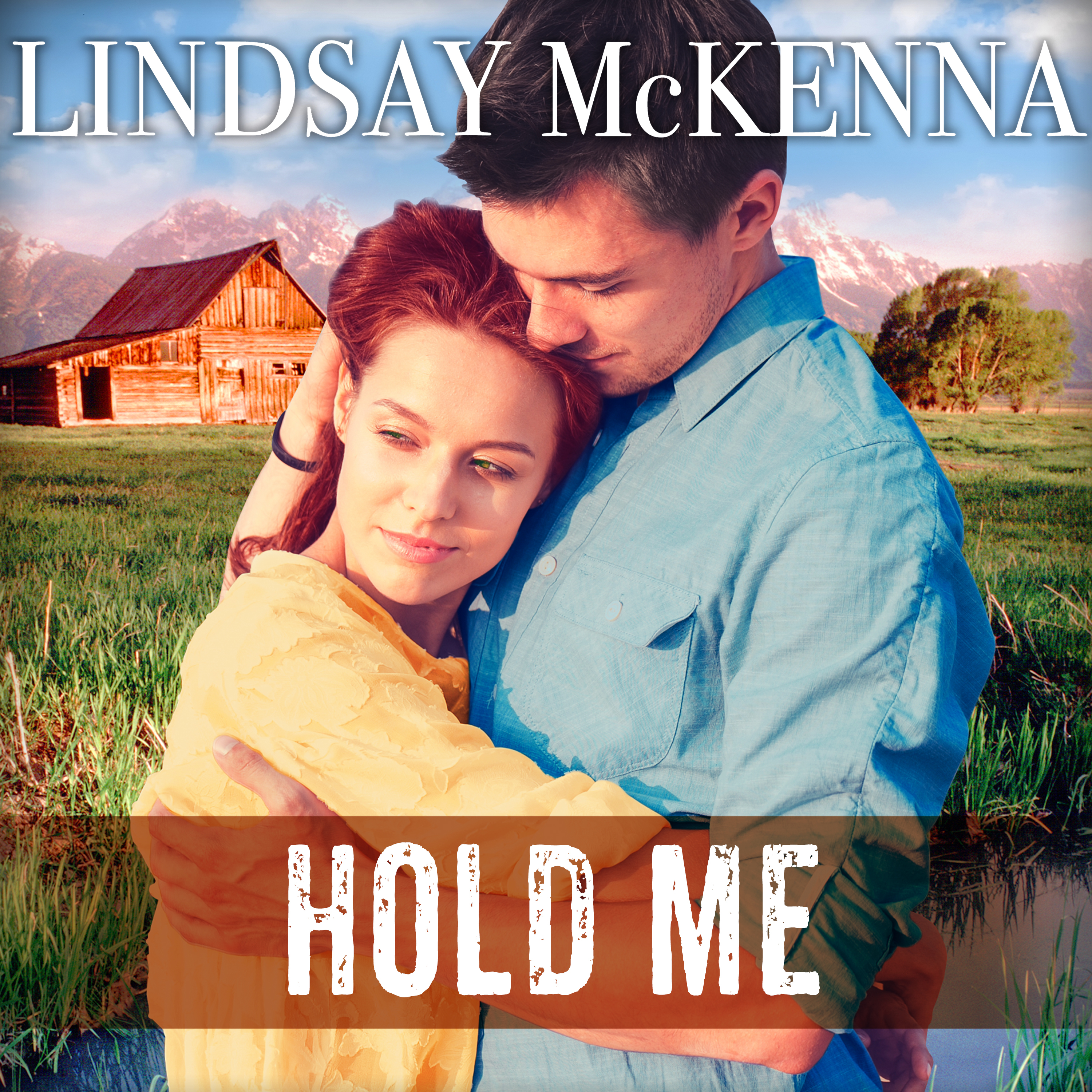 Printable Hold Me Audiobook Cover Art