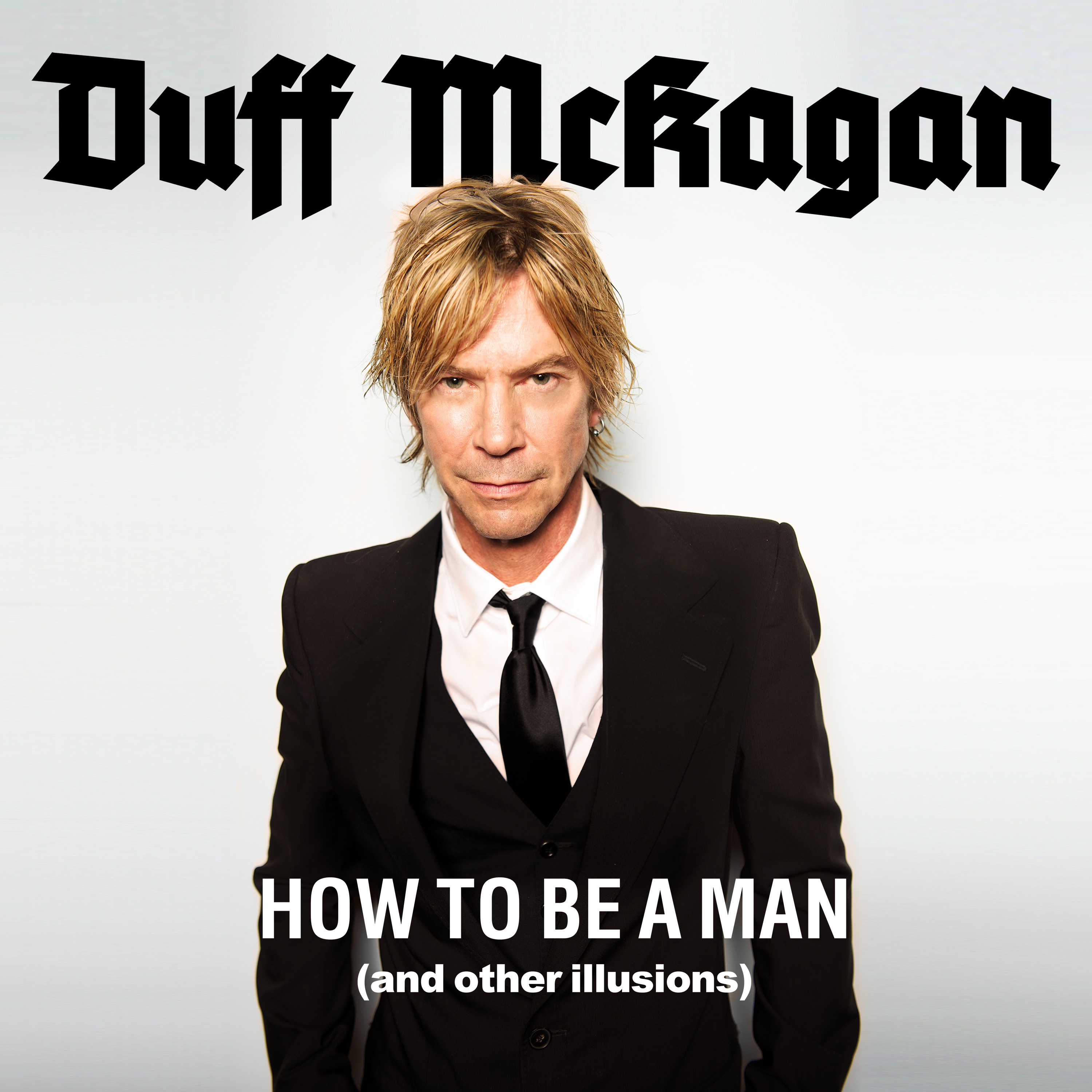 Printable How to Be a Man: (and Other Illusions) Audiobook Cover Art