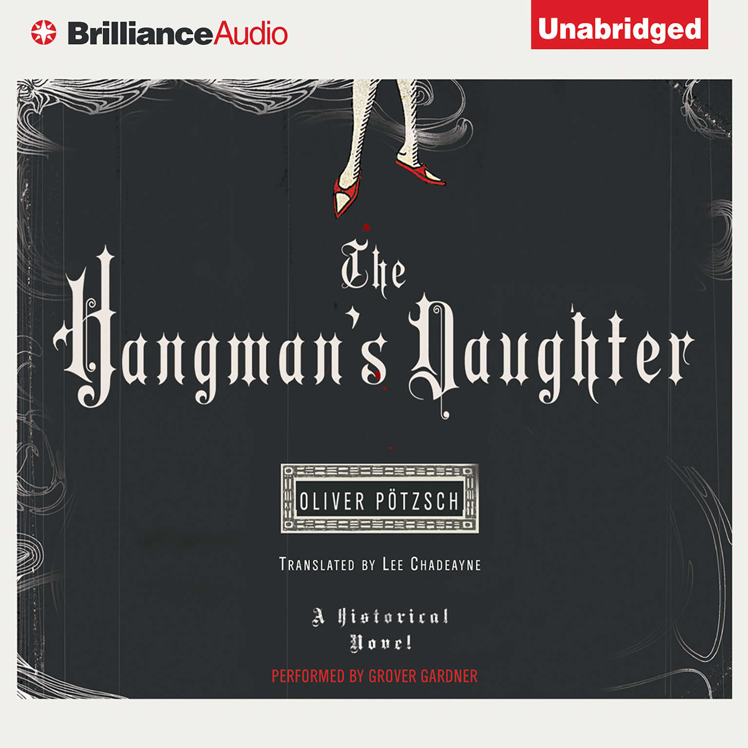 Printable The Hangman's Daughter Audiobook Cover Art