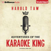 Adventures of the Karaoke King Audiobook, by Harold Taw