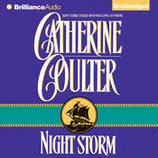 Night Storm Audiobook, by Catherine Coulter