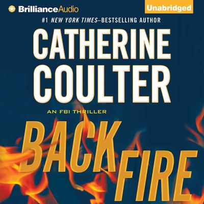 Backfire Audiobook, by Catherine Coulter