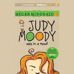 Judy Moody (Book #1) Audiobook, by Megan McDonald