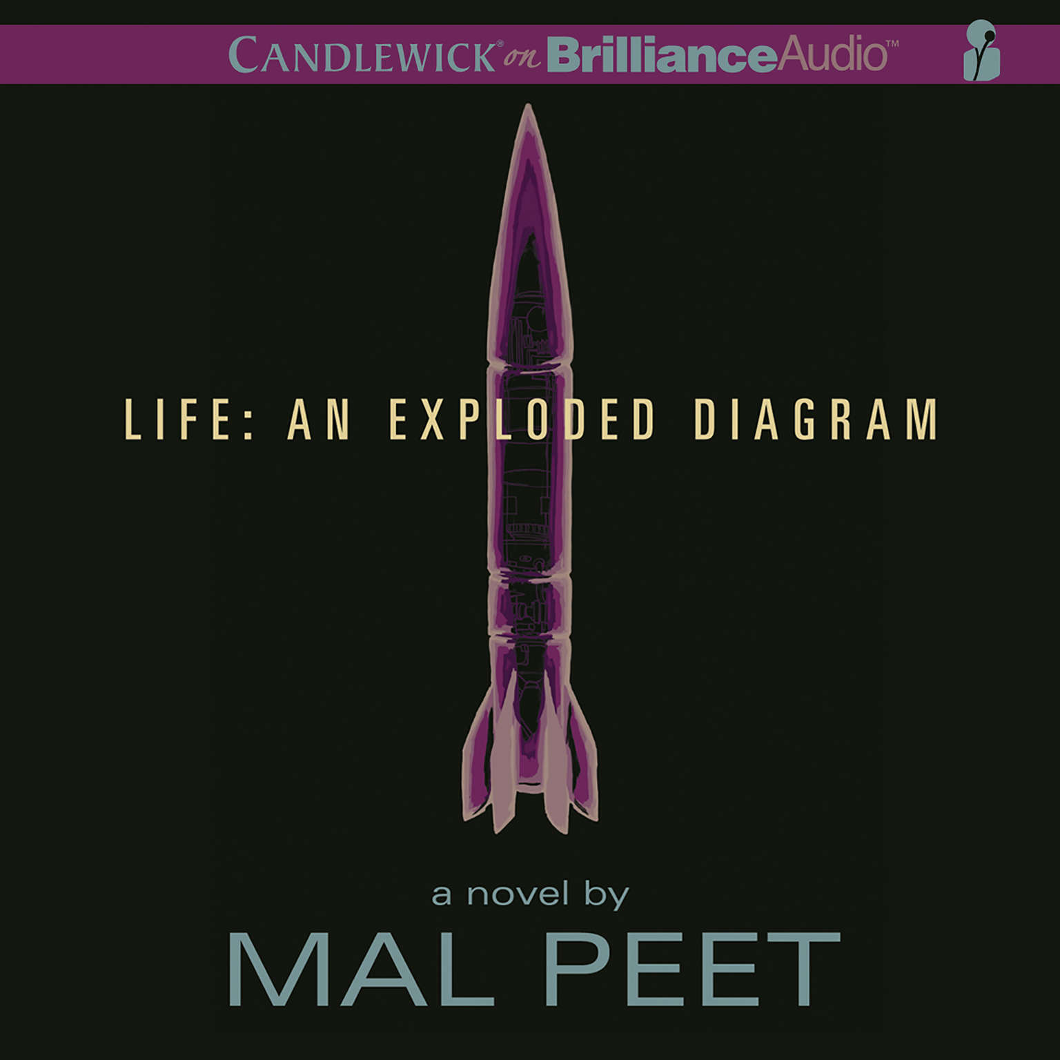 Printable Life: An Exploded Diagram Audiobook Cover Art