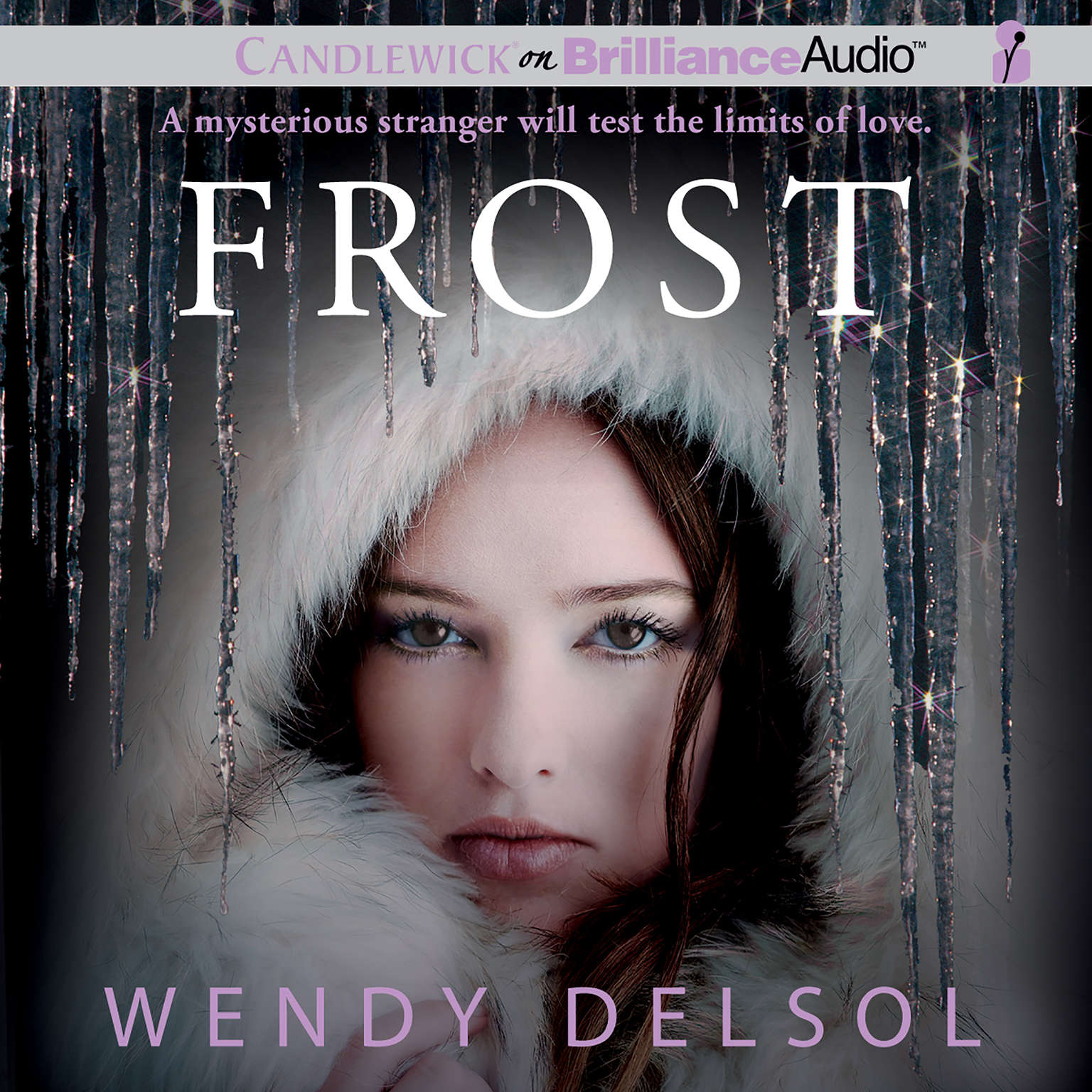 Printable Frost Audiobook Cover Art